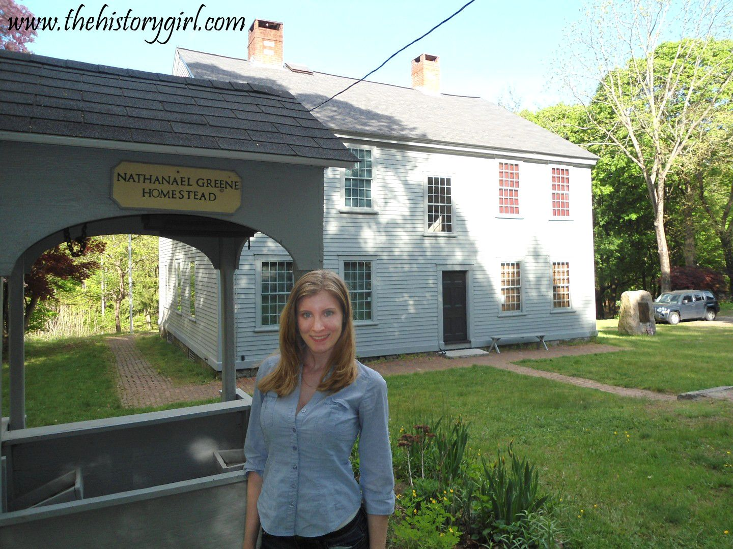 the nathanael greene homestead in coventry ri originally known as
