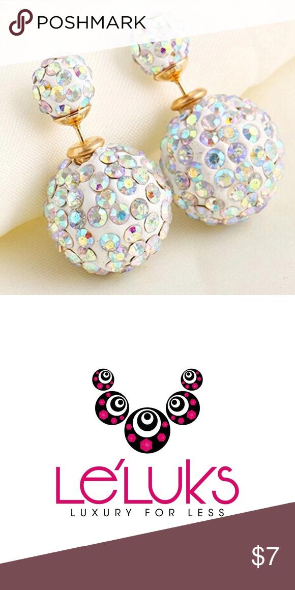 Bubble Gum Earrings Part of my jewelry shop Le'Luks Jewelry Earrings