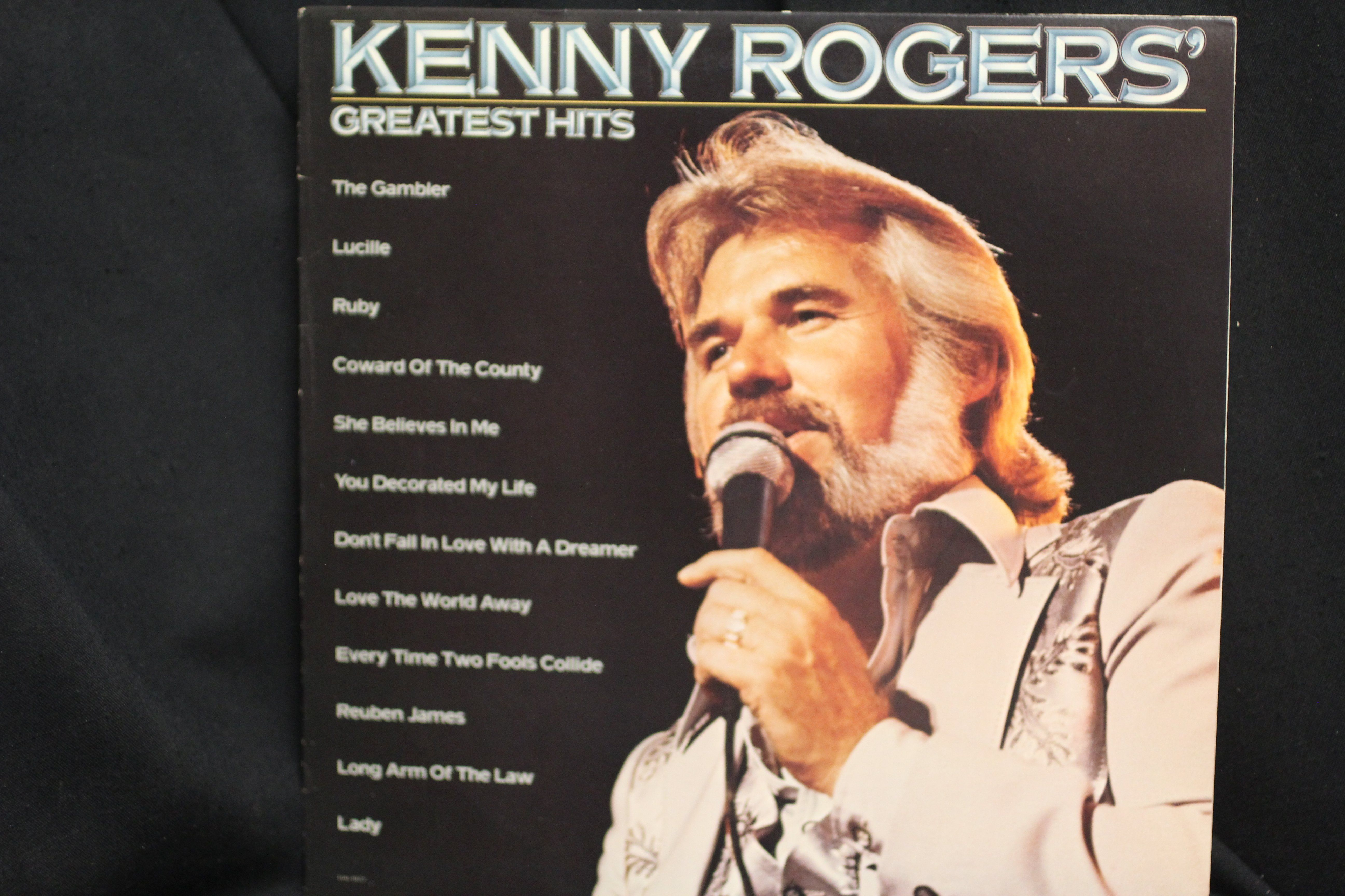 Kenny Rogers - Greatest Hits in 2018 | Products | Pinterest | Album ...