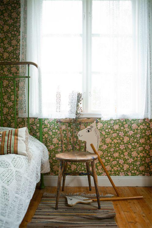 Fine Little Day #decor #bedroom #vintage