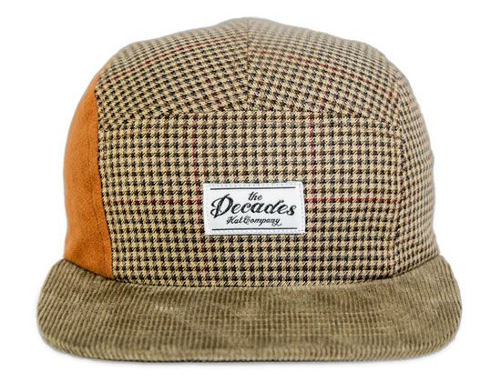 Winchester 5 Panel Cap by THE DECADES - Oh Snapbacks b95ec9c16413