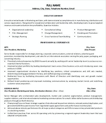 Product Manager Resume Gorgeous Best Product Manager Resume  Product Manager Resume Template  We