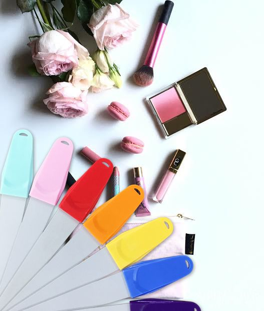 ❤Candy Color Nail File❤ #tamilaN1 Take care of your nails with the ...