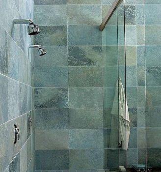 Kleur stijl voor de vloer niet voor een badkamer glazen pui merhome pinterest badkamer - Badkamer turkoois ...