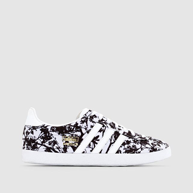 adidas gazelle mujer flores