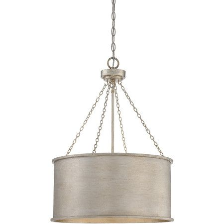 place this stylish pendant over the dining room table to