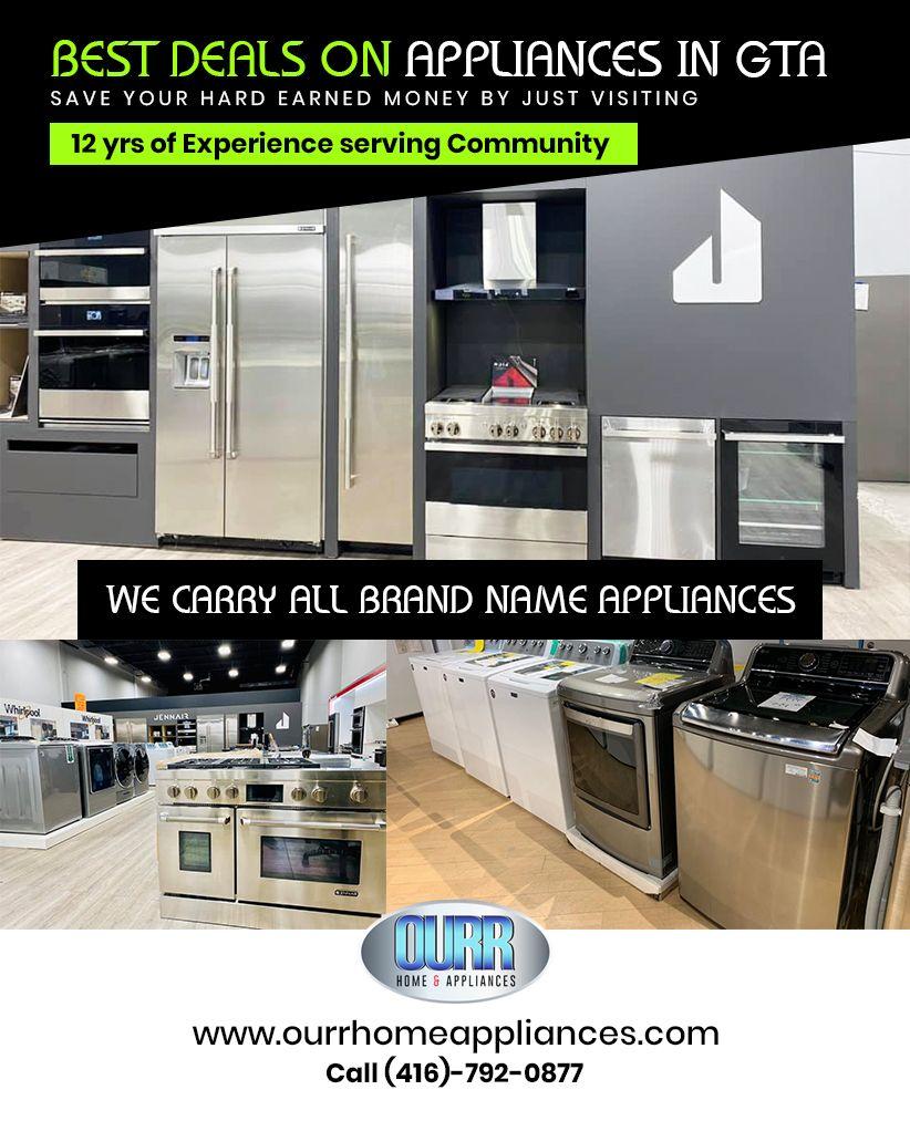 Best Deals Best Prices In 2020 Home Appliances Etobicoke Laundry Appliances