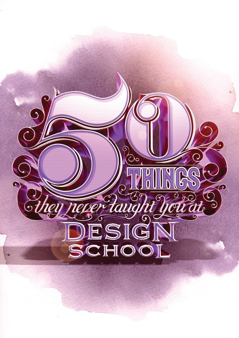 Craig minchington looks at how to design elegant 3d type using the type tutorial create type using photoshop 30 eye catching photoshop tutorials for designers baditri Image collections