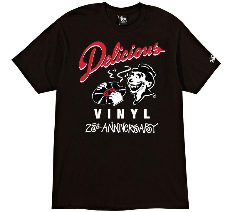 Rare True Vtg Delicious Vinyl Sweatshirt Xl Long Sleeve Shirt 80s 90s Hip Hop Vinyl Independent Record Label Promo Logo Sweatshirts White Sweatshirt Vinyl