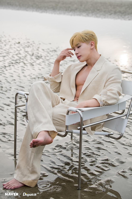 "Wonho Showcases His Fatal Charms In The Jacket Shoot For ""Love Synonym"" in  2020 | Monsta x, Monsta x wonho, Won ho"