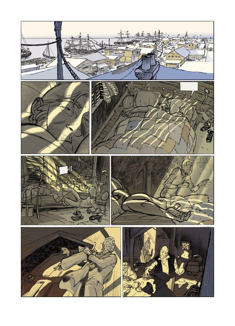 pierre alary mobydick bd pinterest pierre manga et animation. Black Bedroom Furniture Sets. Home Design Ideas