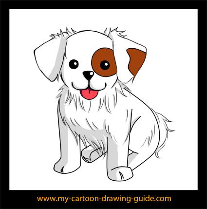 How To Draw Dog Dog Drawing Tutorial Dog Drawing Dog Drawing Images