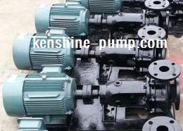 IS Single Stage Single Suction Centrifugal Pump (IS100-80-250) - China centrifugal pump water pump pump transfer pump booster pump horizo...