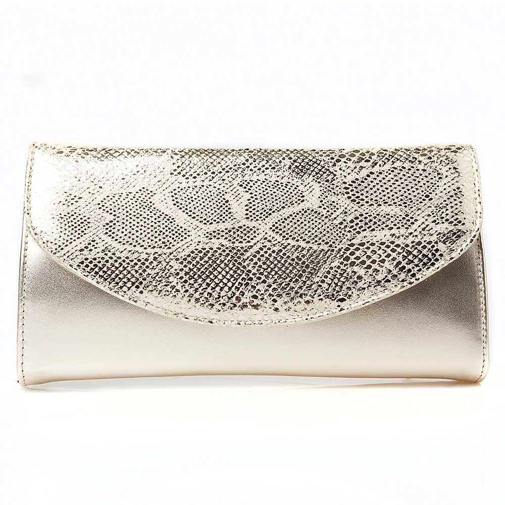 Van Dal Snake Clutch Bag
