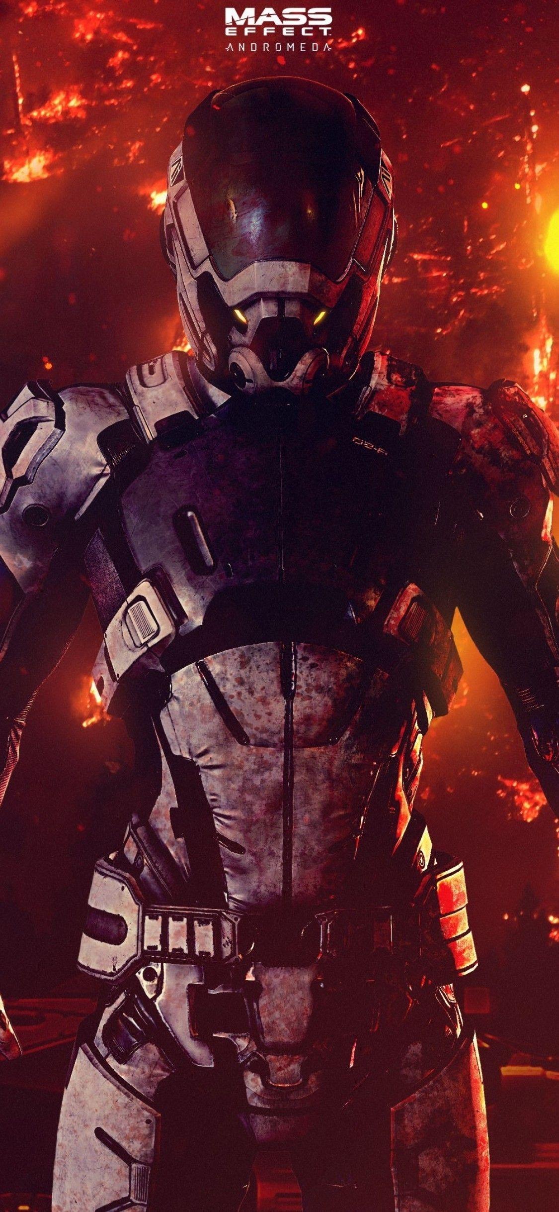 Mass Effect Iphone X Wallpaper, More at https//docfest