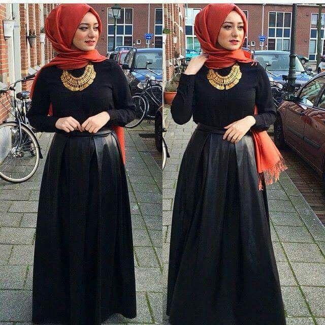 2018 Hijab Styles-20 Latest Hijab Fashion Ideas For This Year