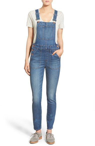1a86f27cc54 Madewell Overalls
