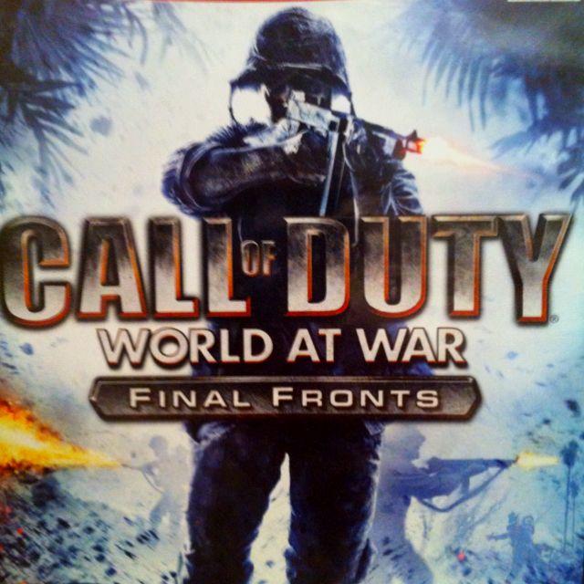 Call of Duty - world at war PS3 version | Technology | Call