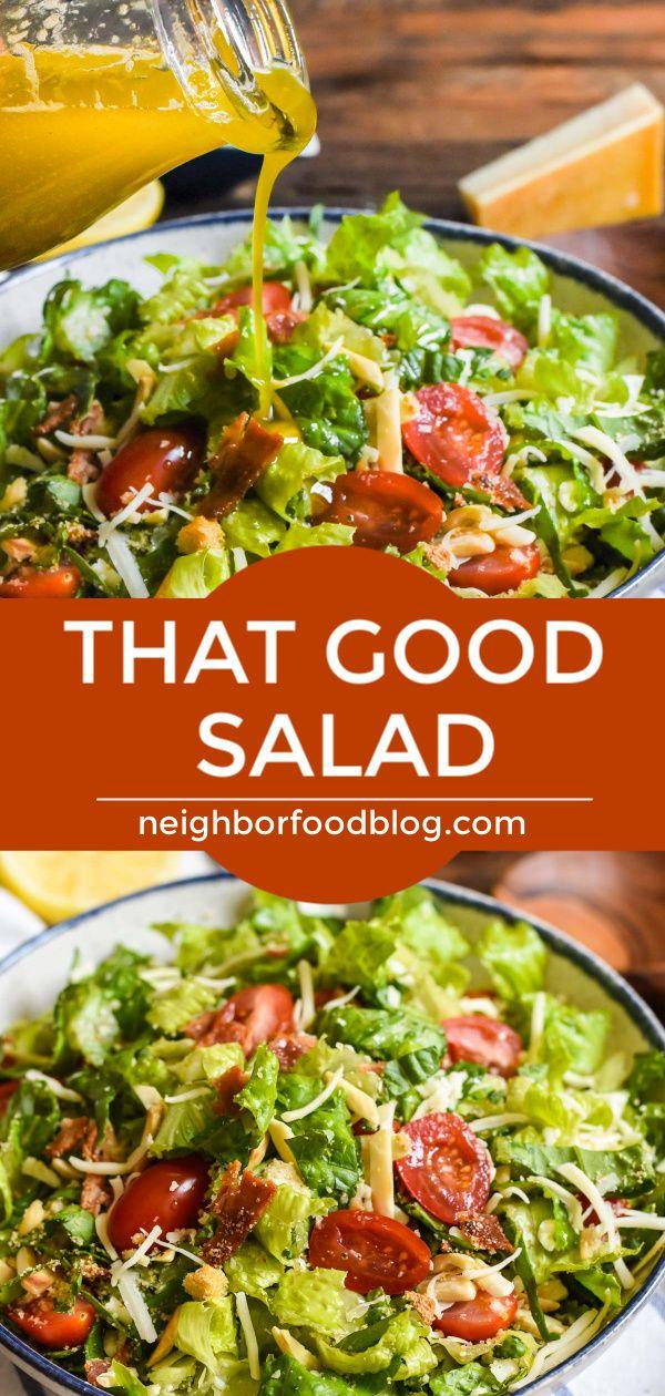 Photo of That Good Salad