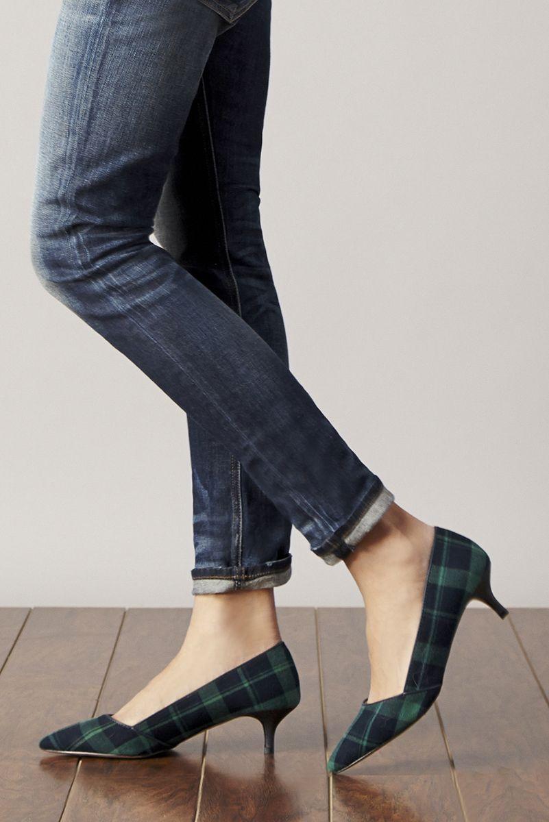 Pin By Sole Society On Shoes Kitten Heels Outfit Heels Kitten Heel Shoes