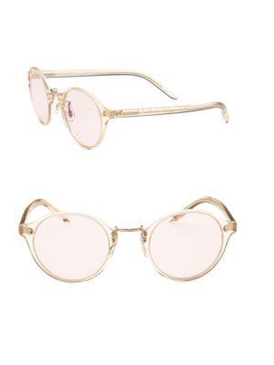 8cae128ee58 Round Frame Sunglasses · OLIVER PEOPLES .  oliverpeoples