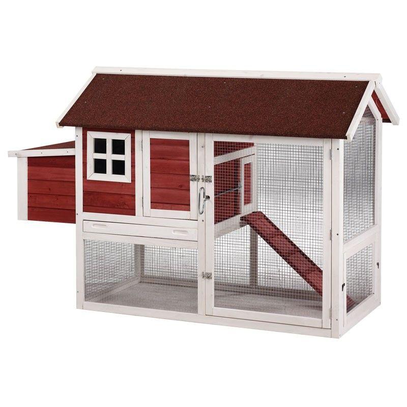 Gran variedad de accesorios casetas para montar tu granja en casa gallinas conejos la - Casas para gallinas ...