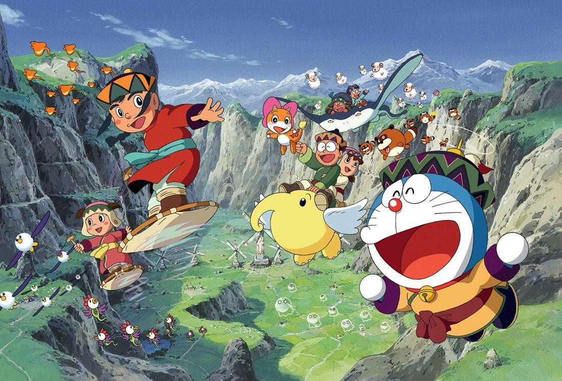 Vídeos Series Animadas Juegos Online Concursos Doraemon Doraemon El Gato Cosmico Anime