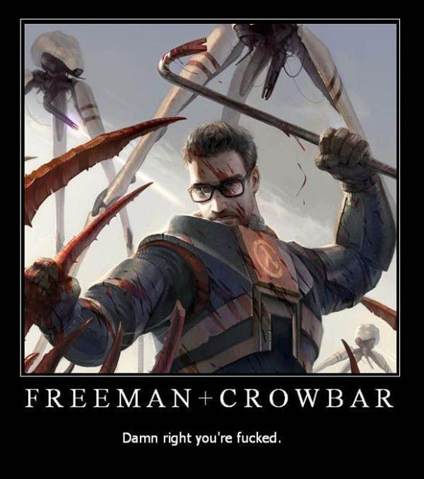 Half Memes Best Freeman Life Gordon