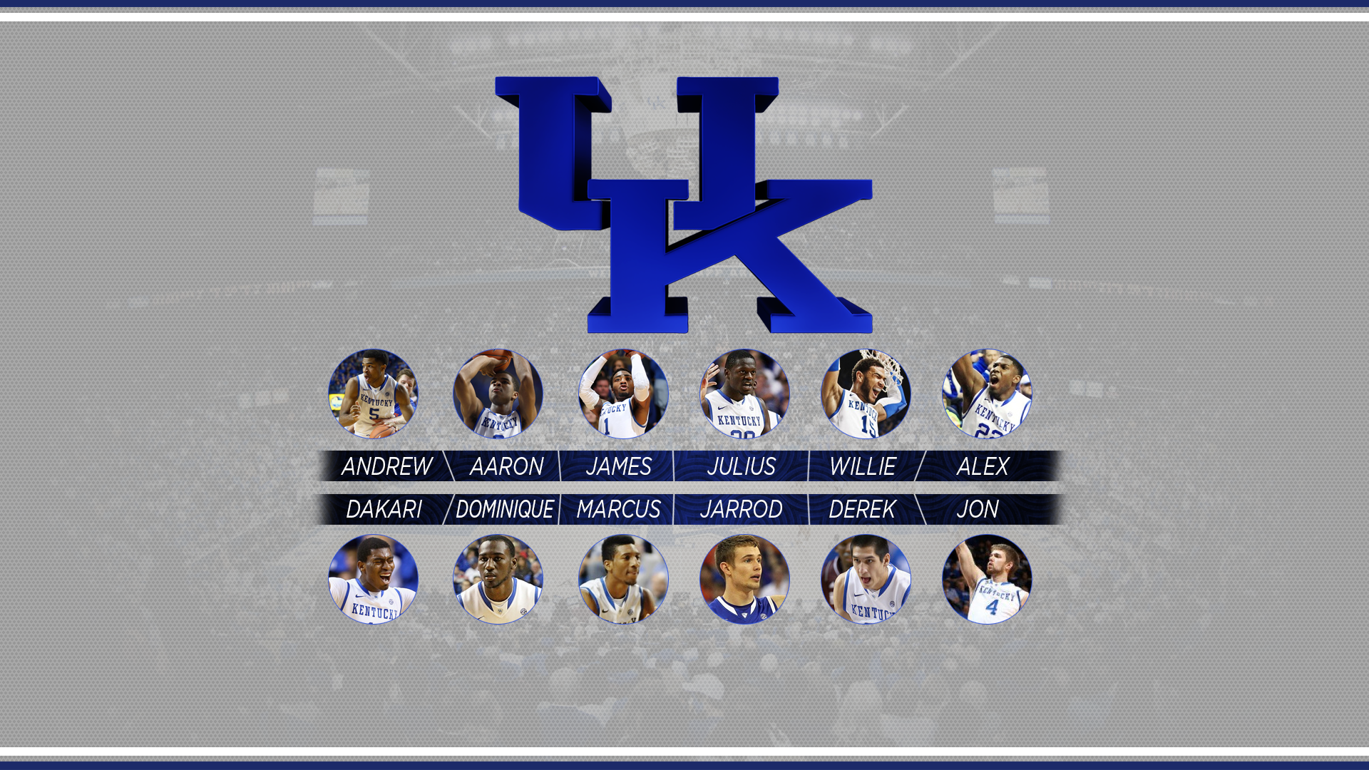 Uk Basketball: Kentucky Wildcats Player Wallpaper