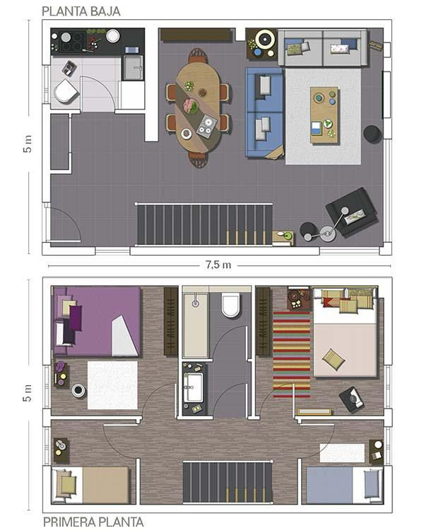 Mix de styles dans une maison de campagne - PLANETE DECO a homes