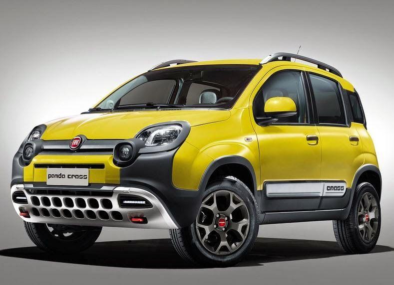 Fiat Panda Cross Fiat Panda Fiat New Fiat