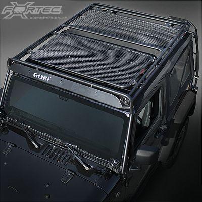 Gobi Racks Stealth Roof Rack System For 07 16 Jeep