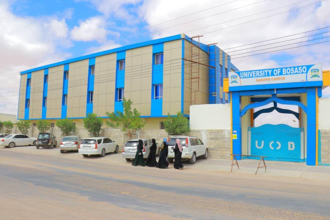 University of Bosaso - Garowe Campus | University