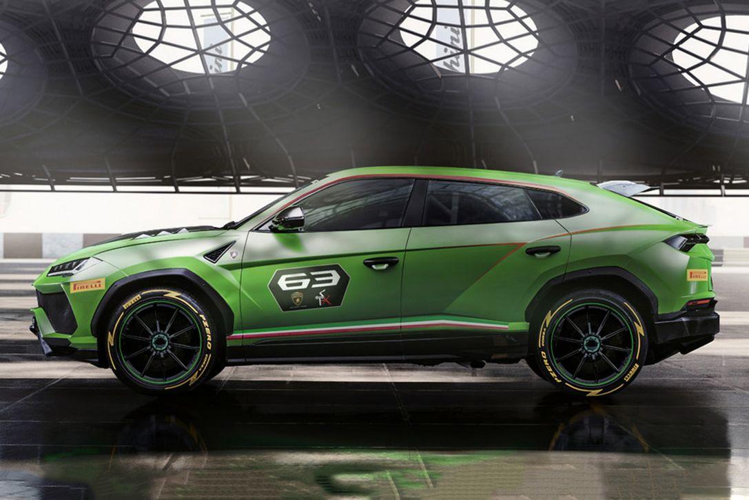 Lamborghini Unveils Their Race Ready Urus St X Supercar Suv Concept Lamborghini Super Cars Suv