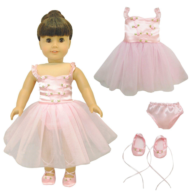 e61528c51 Amazon.com  Pink Butterfly Closet Ballet Ballerina Dance Dress for ...