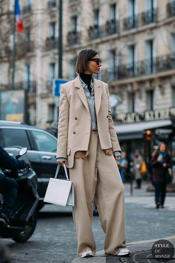 30+ Ways to Style an Oversized Blazer #mensstreetstylesummer