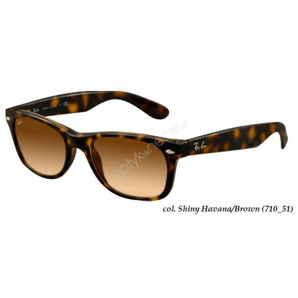 992c64240 #Okulary przeciwsłoneczne New #Wayfarer:: #RayBan rb 2132 col. 710/51  gradalne