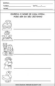 Resultado De Imagem Para Ditado De Frases Para Alfabetização 2 Ano