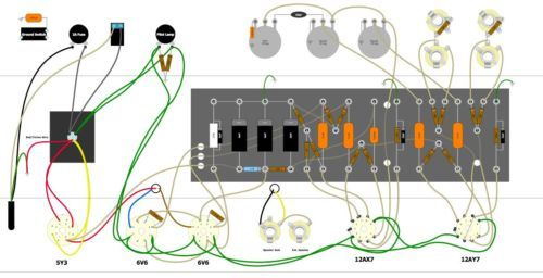E Schematic on 5f1 schematic, fender excelsior schematic, princeton reverb schematic, 100 watt marshall schematic, silver tone 1472 amp schematic, fender m 80 schematic, klon schematic, guitar amp circuit board schematic, supro schematic, boss ce 5 schematic, deluxe 6g3 schematic, cry baby foot pedal schematic, fender deluxe schematic, 5c1 schematic, vox ac15 schematic,