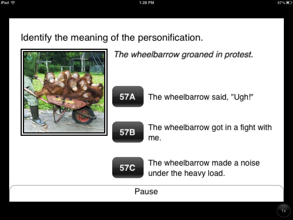 Figurative Language App