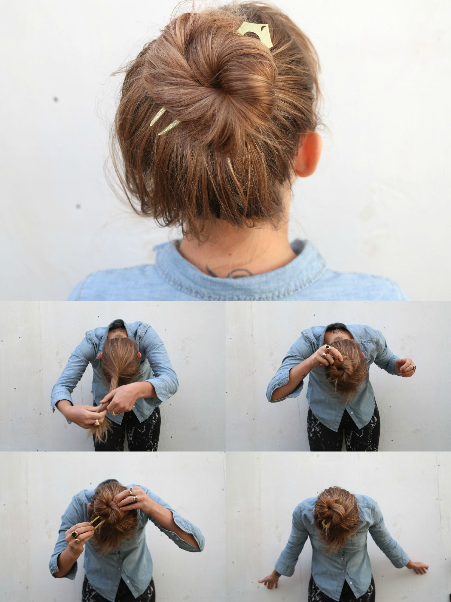 How-To Hair Girl | how to use double pronged hair combs Archives #combs