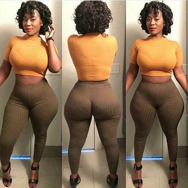 Big phat ass ebony