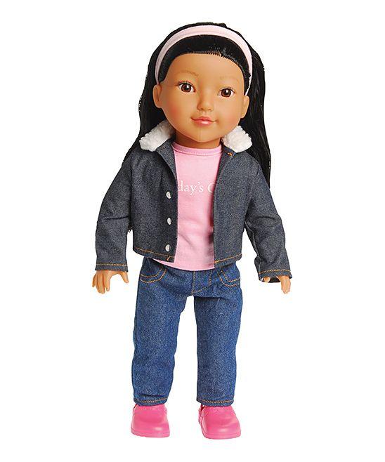 18'' Leah Doll