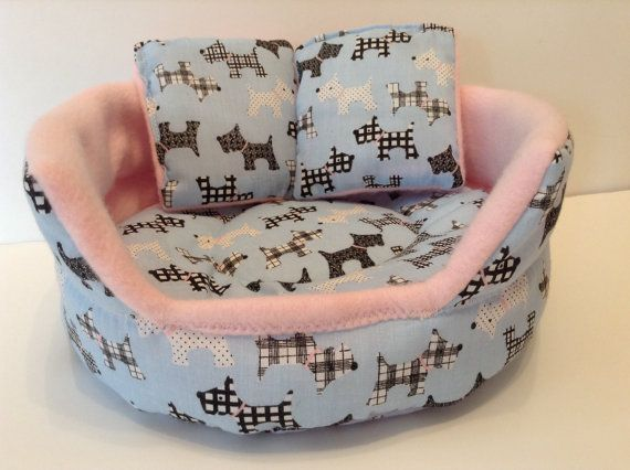 Guinea Pig Cuddle Cup Scotties by SoWendySew on Etsy
