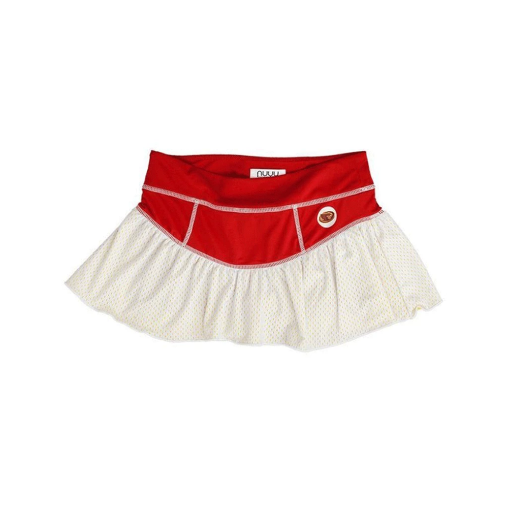 Iowa State University Ruffle Skort