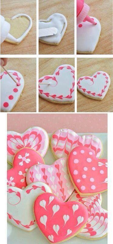 Diy cookies on We Heart It