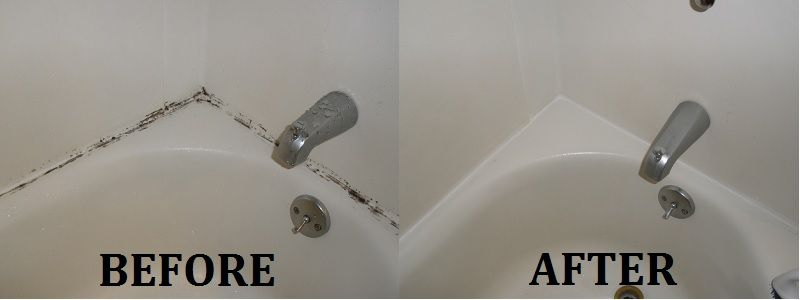 How To Get Rid Of Mold In Your Shower Or Bath | Bathroom
