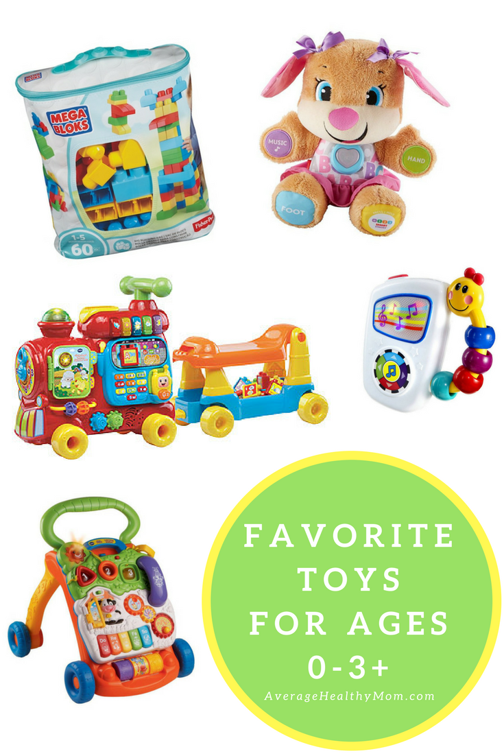 A list of our favorite toys for ages 0-3+ that have stood the test of time  with our kids for the past 3+ years. 98aeb9bc9d4a