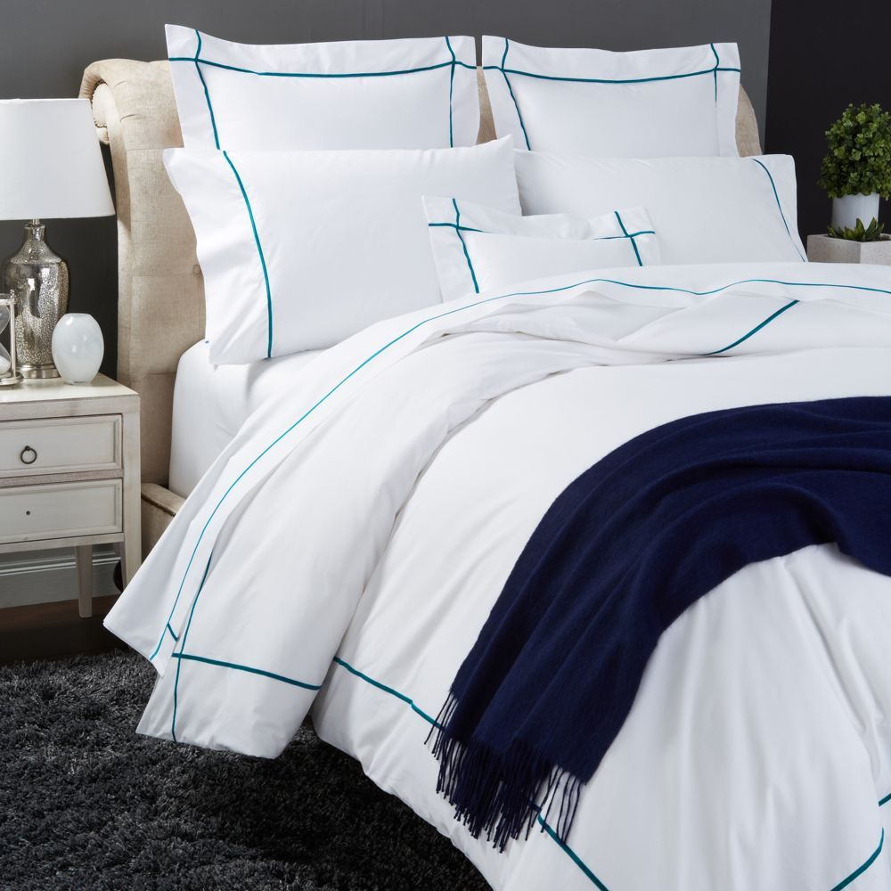 Yves Delorme Athena Duvet Cover Full Queen Products