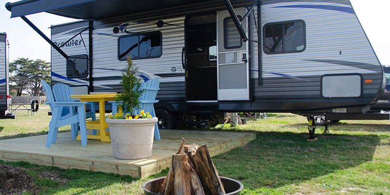 Step 2 Chincoteague Island KOA Campground Reservations
